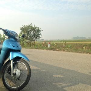 ベトナムで出会ったバイクたち その41
