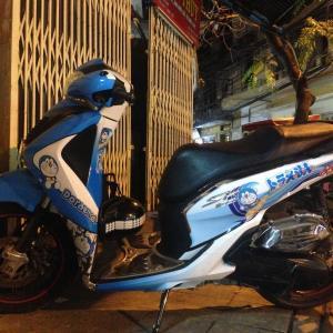 ベトナムで出会ったバイクたち その43