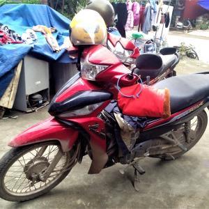 ベトナムで出会ったバイクたち その44