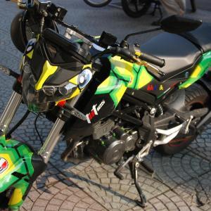 ベトナムで出会ったバイクたち その45
