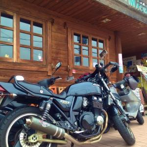 Rider's Cafe MACH Ⅲに行ってきた。