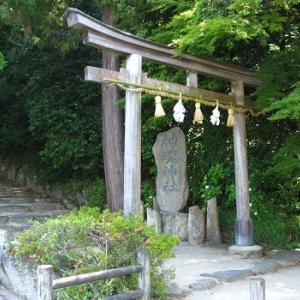 神魂神社(松江市大庭町)~古来、鑽火祭や火継式を斎行した古社が「延喜式」に載らない謎~