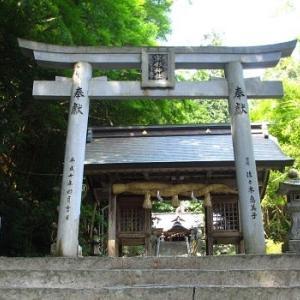 宗形神社(鳥取県米子市宗像)~東出雲、幾多の古社のご祭神はこの地にいたか~