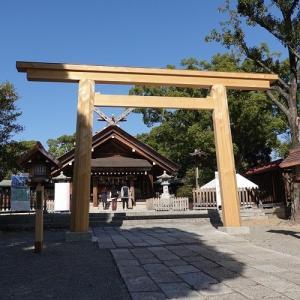 和泉国一乃宮 大鳥大社(堺市西区)~日本武尊が最後に留まった「千種の森」と「根上りの大楠」