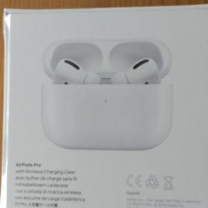 衝動買いした電化製品part3、part4~Apple AirPods Pro&kindle paperwhite~