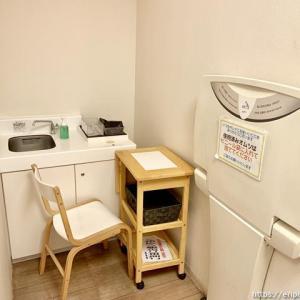 池袋ヤマダ電機の授乳室!LABI1日本総本店はシンク付きの鍵付き個室が使えるよ