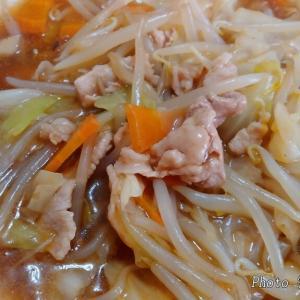 広東麺なランチ