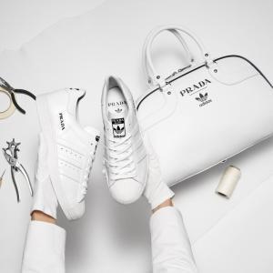 【2019/12/4(水)発売】全世界700足限定 Prada for adidas Limited Edition