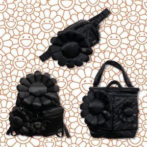 【2019/12/6(金)発売】村上隆 x PORTER コラボ ブラックカラーコレクション