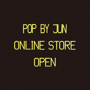 【2019/12/4 10時59分まで抽選】POP BY JUN オンライン抽選販売