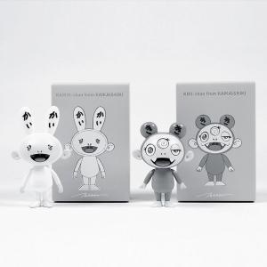 【2019/12/12(木)まで抽選】カイカイ&キキ PVCフィギュア(Black&White ver.)cherry限定バージョン