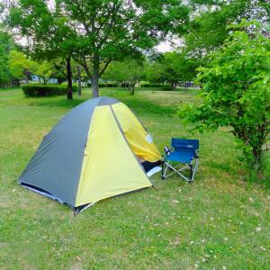 かじかの里公園キャンプ場(長野県)