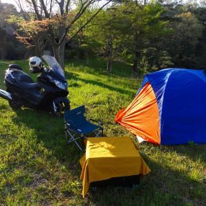 平田森林公園キャンプ場(島根県)