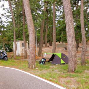 園家山キャンプ場(富山県)