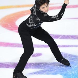 Risport Skates より フランス杯 2019 FS 宇野昌磨 フォト