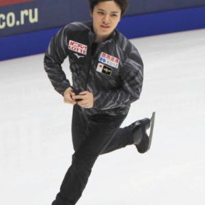 メインコーチ不在の宇野昌磨はランビエルさんとロシア杯参戦「とりあえず立っていただく」