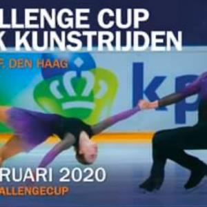 2020.2.20-23  Challenge Cup (デンマーク)  関連情報