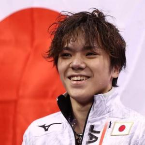 宇野昌磨は昔から愛らしい 14歳の演技に海外注目「すごく小さい」「ベイビーショーマ」