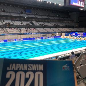 水泳日本選手権②