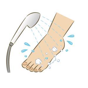 帰宅したら、手洗いうがい足洗い