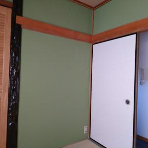 DIYで内壁塗装してみた