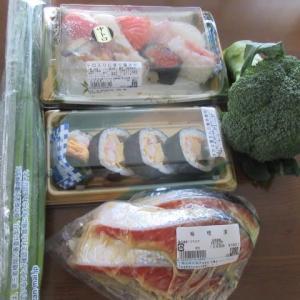 眼科検診 ドライアイ? ☆  今日の買い物  ☆  魚の西京漬け ヒイカとジャガイモのバター醤油炒め