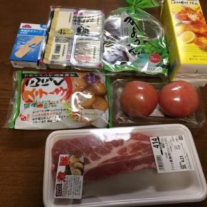あたふた、、 ☆  買い物  ☆  マスクの高騰がアヤシイ、、、  ☆  麻婆豆腐丼