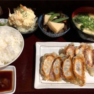 食レポ B級グルメ もへじ(餃子 福岡県北九州市小倉南区)
