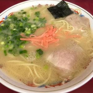 食レポ B級グルメ 東洋軒(ラーメン 福岡県北九州市小倉北区)