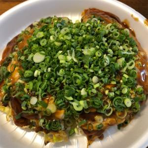 食レポ B級グルメ てこじまん(お好み焼き 福岡県北九州市小倉南区)