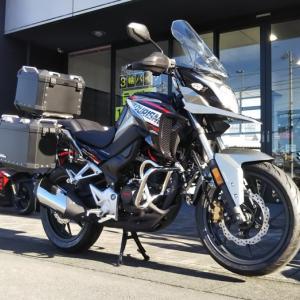 生涯初めてのバイク新車を買うかも(*´ω`*)