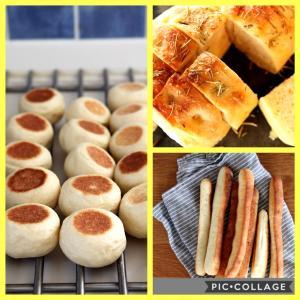 ♪【8月のPukekoおうちパン教室】