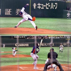 侍ジャパン試合11/12アメリカ戦●打てない問題、深刻。
