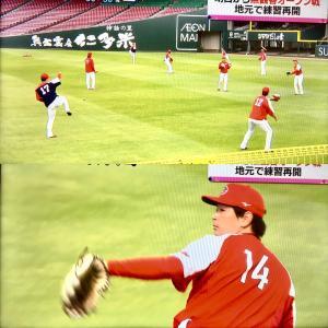 2/28カープニュース+達川さんが菊池、ルーキー石原を語る