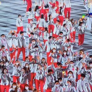 オリンピック開会、徒然なるままに。