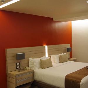 初めてホテルでお部屋が無料アップグレードされた話