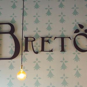 ケレタロのカフェ BRETON