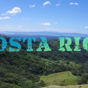 コスタリカ旅行へ行ってきました
