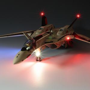 1/48 YF-19電飾改造 完成