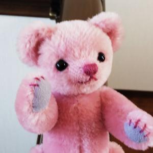 にっこり!ピンクのBear