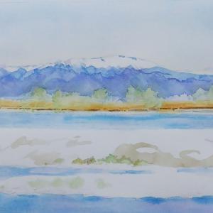 水彩画教室 4 ・風景画