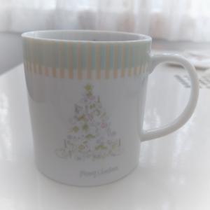 [ポーセラーツ] クリスマスマグ
