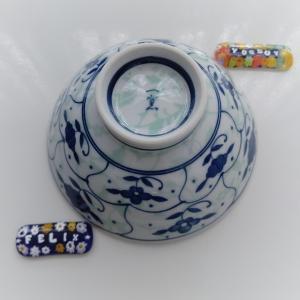 [アールポーセ] ④お茶碗全面貼り