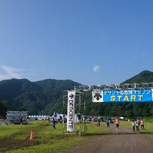 藤原湖マラソン2019参加してきました