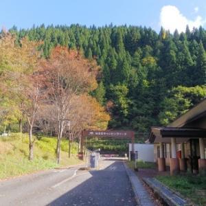秋キャンプ (*´∀`)