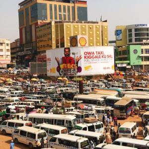2020   1.20     ウガンダ①宿、最高。