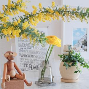花のある暮らし「暮らしのセンス」を磨きたい