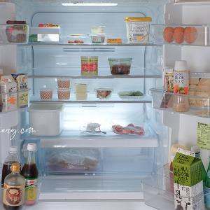 「スッキリ冷蔵庫」のためにミニマリスト主婦が心がけていること