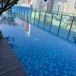 バンコク・エカマイ駅近の滞在型ホテルが快適【シビックホライズンホテル&レジデンス】