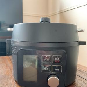 【レビュー】電気圧力鍋2.2L(アイリスオーヤマ)KPC-MA2を使ってみました